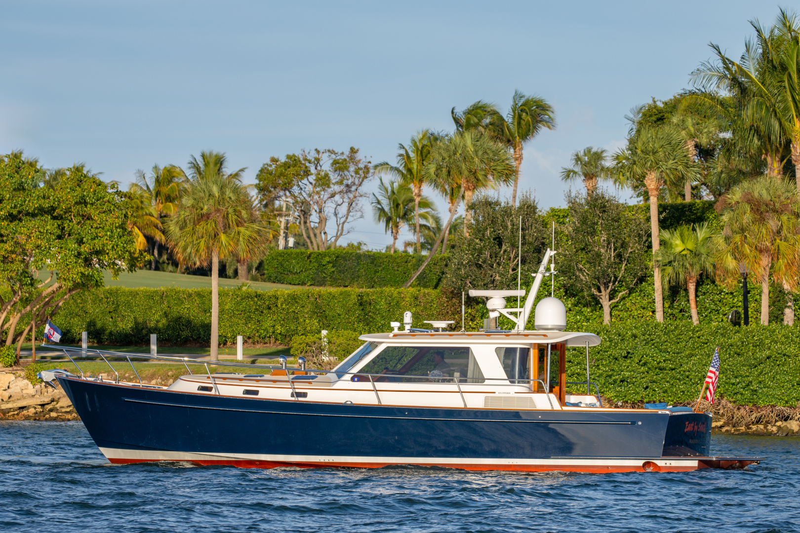 Bruckmann-Abaco 47 2020-EAST BY SOUTH West Palm Beach-Florida-United States-Profile-1623605 | Thumbnail