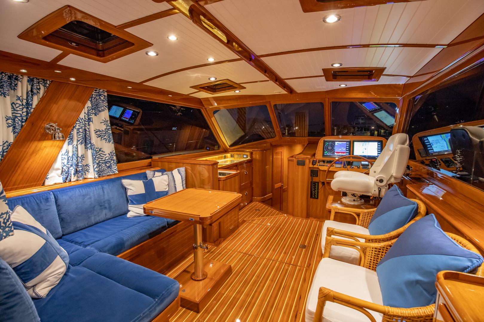 Bruckmann-Abaco 47 2020-EAST BY SOUTH West Palm Beach-Florida-United States-Salon-1623813 | Thumbnail