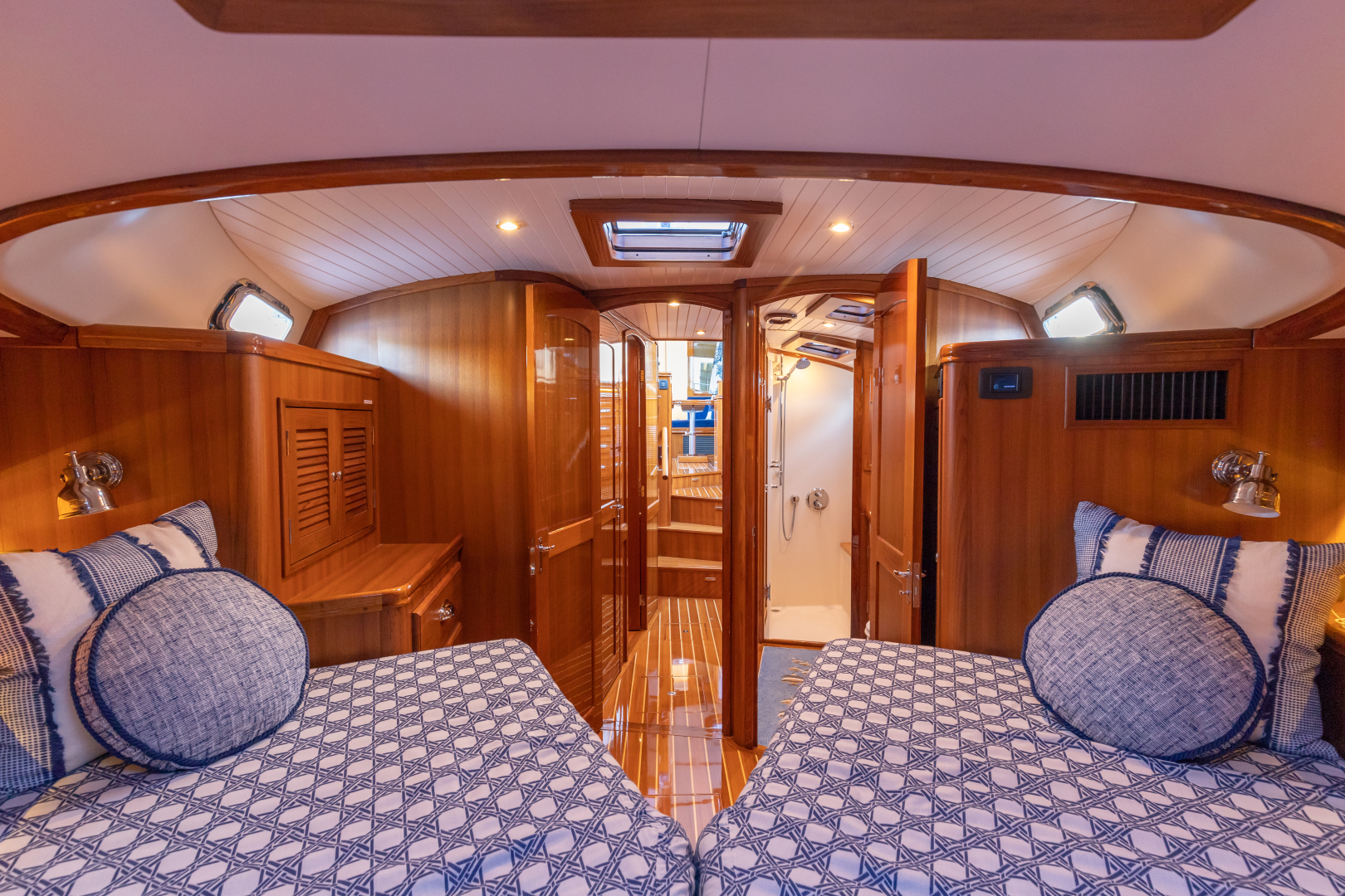 Bruckmann-Abaco 47 2020-EAST BY SOUTH West Palm Beach-Florida-United States-Master Stateroom-1623821 | Thumbnail