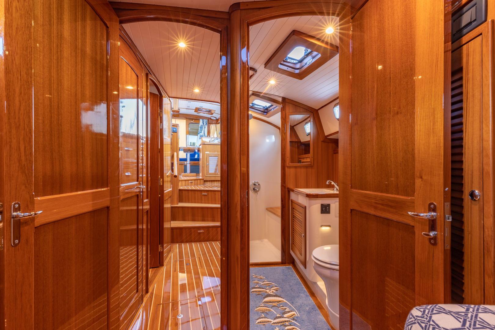 Bruckmann-Abaco 47 2020-EAST BY SOUTH West Palm Beach-Florida-United States-Master En Suite Head-1623822 | Thumbnail