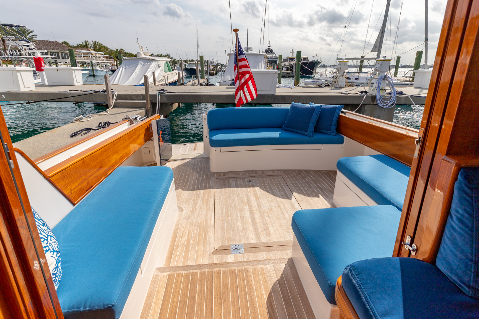 Bruckmann-Abaco 47 2020-EAST BY SOUTH West Palm Beach-Florida-United States-Aft Deck-1623826 | Thumbnail
