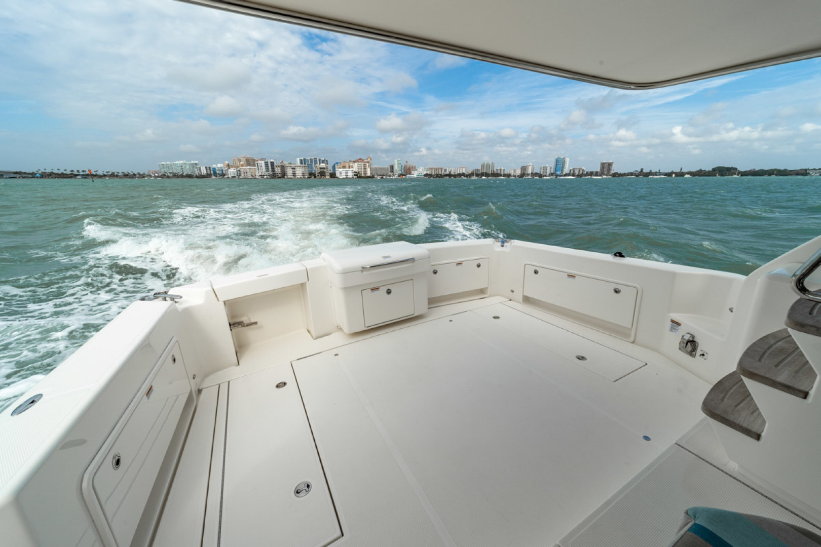 Riviera-Open Flybridge 2020-Our Trade Florida-United States-1623668 | Thumbnail
