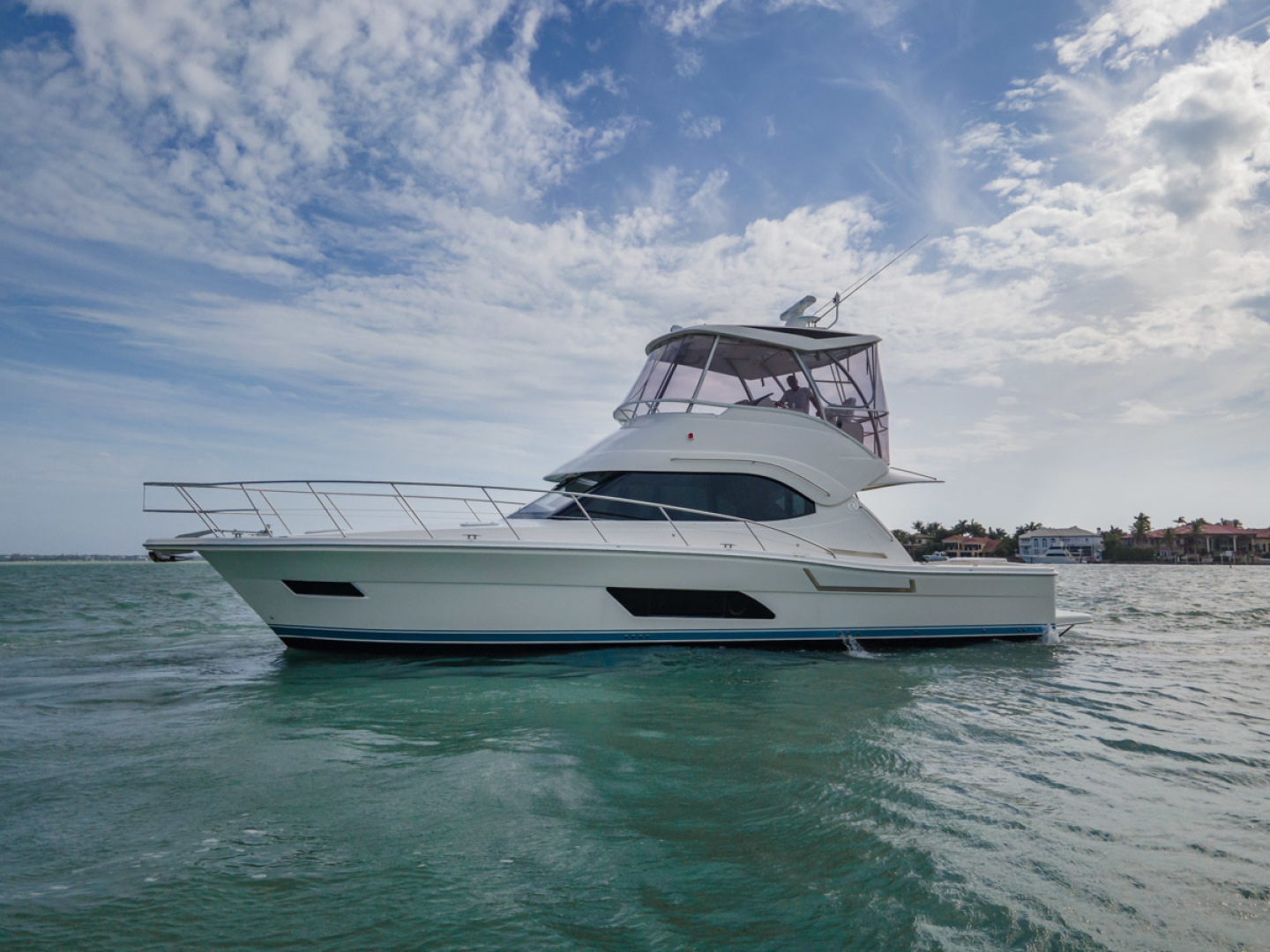 Riviera-Open Flybridge 2020-Our Trade Florida-United States-1623646 | Thumbnail