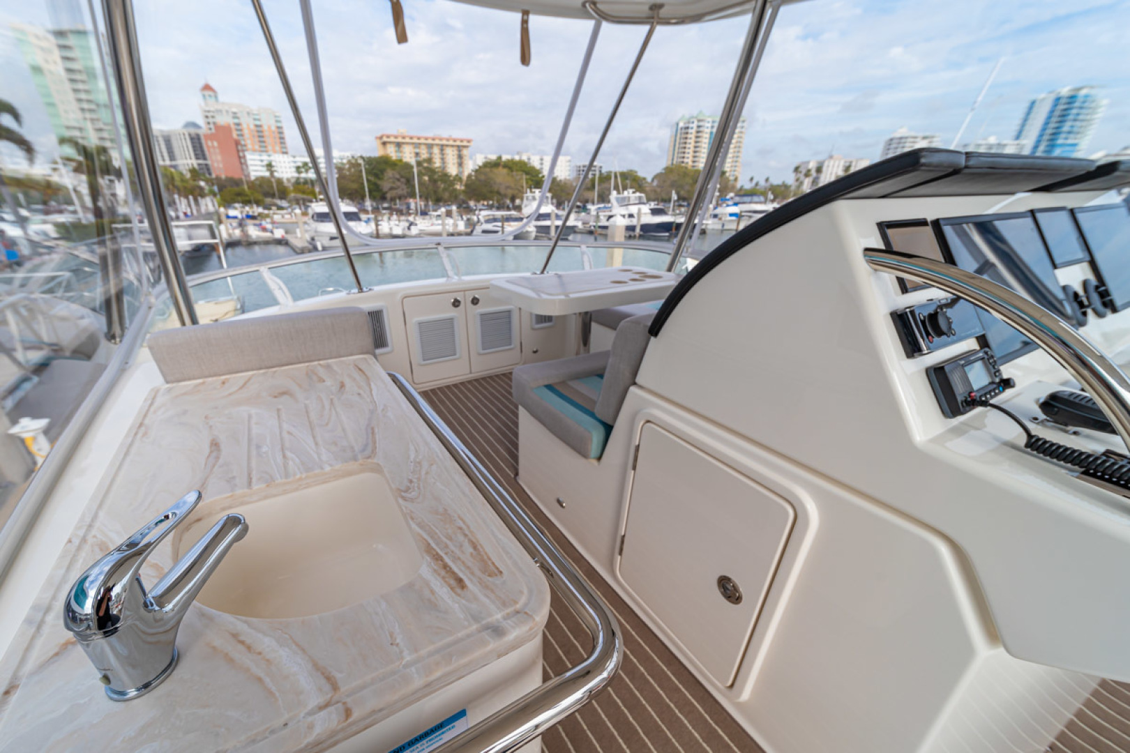 Riviera-Open Flybridge 2020-Our Trade Florida-United States-1623664 | Thumbnail