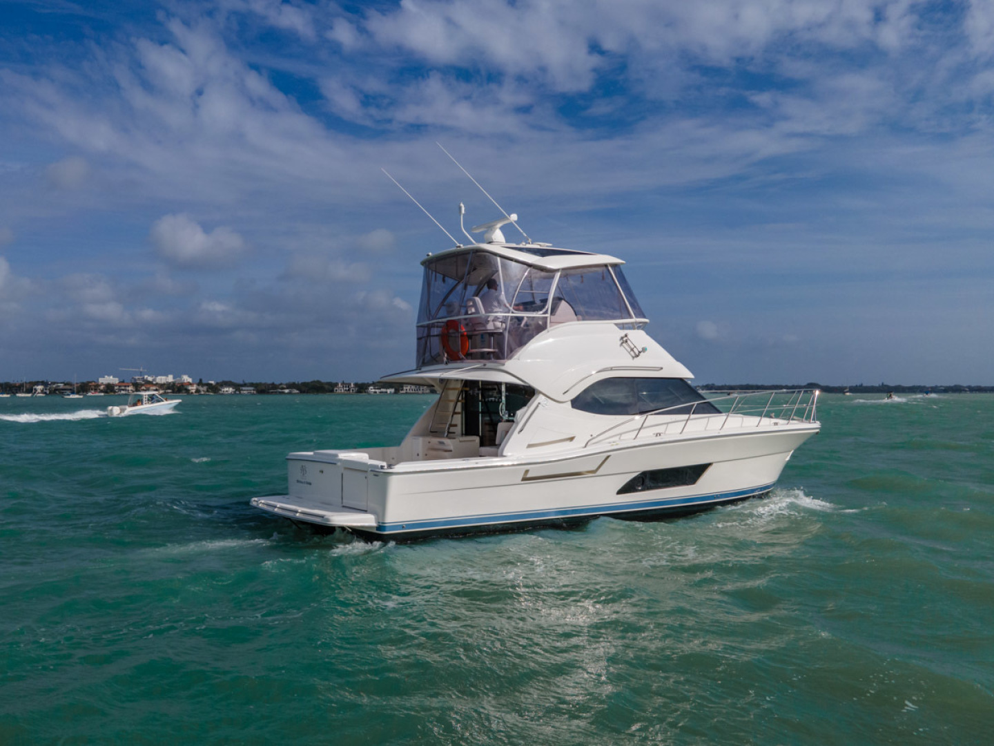 Riviera-Open Flybridge 2020-Our Trade Florida-United States-1623647 | Thumbnail