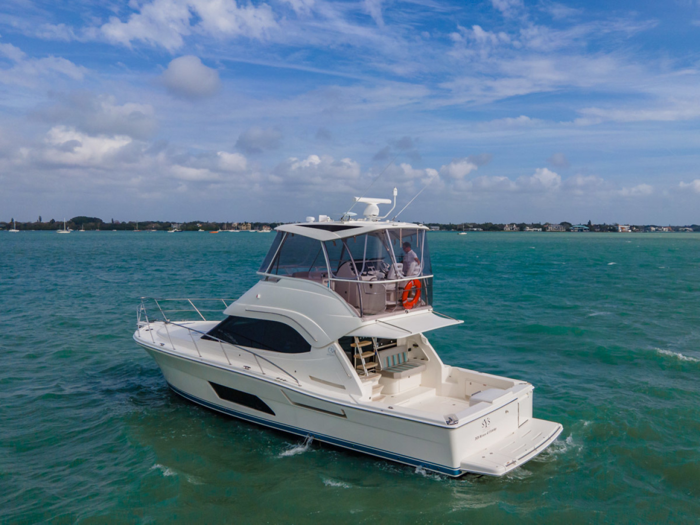 Riviera-Open Flybridge 2020-Our Trade Florida-United States-1623653 | Thumbnail