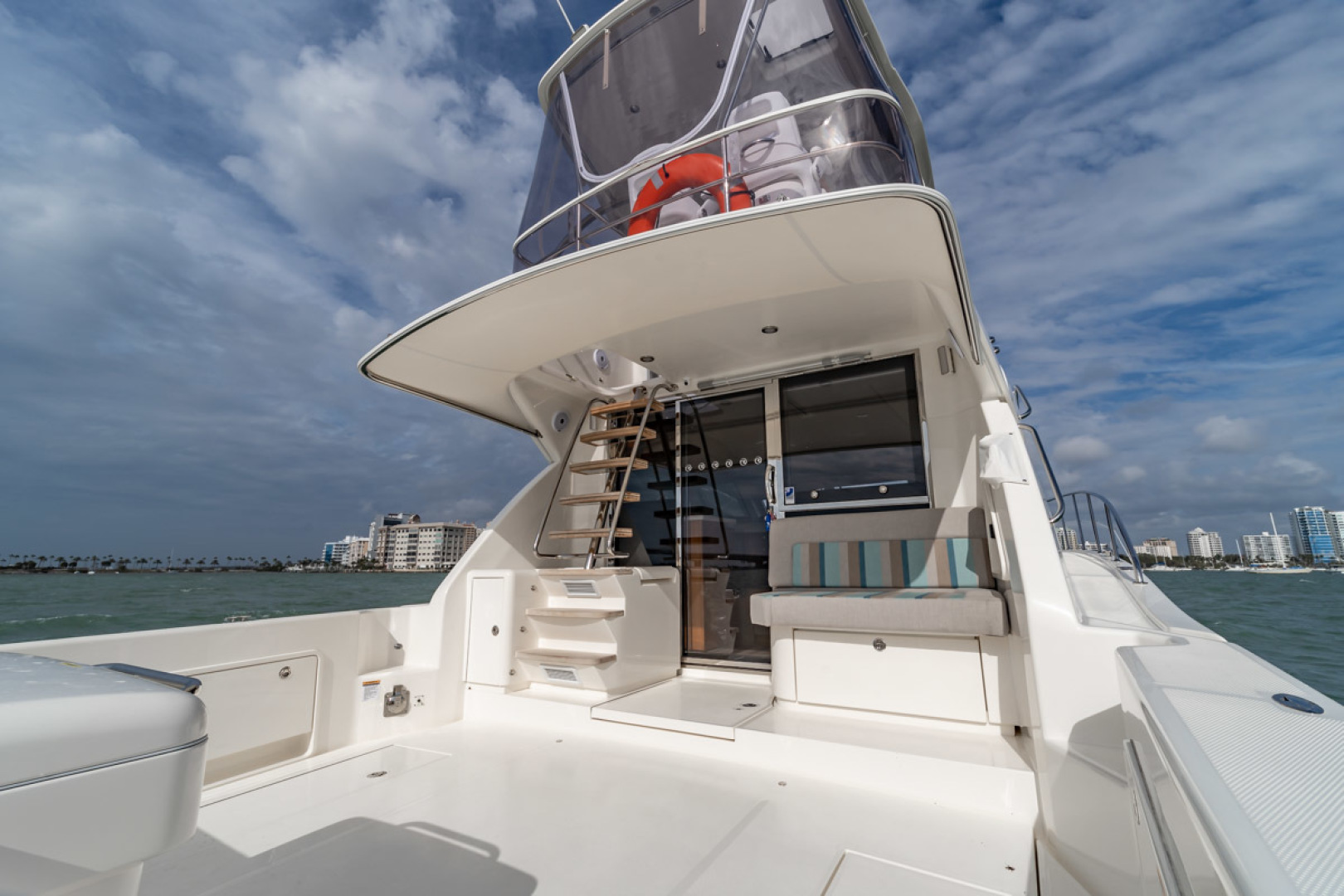 Riviera-Open Flybridge 2020-Our Trade Florida-United States-1623673 | Thumbnail
