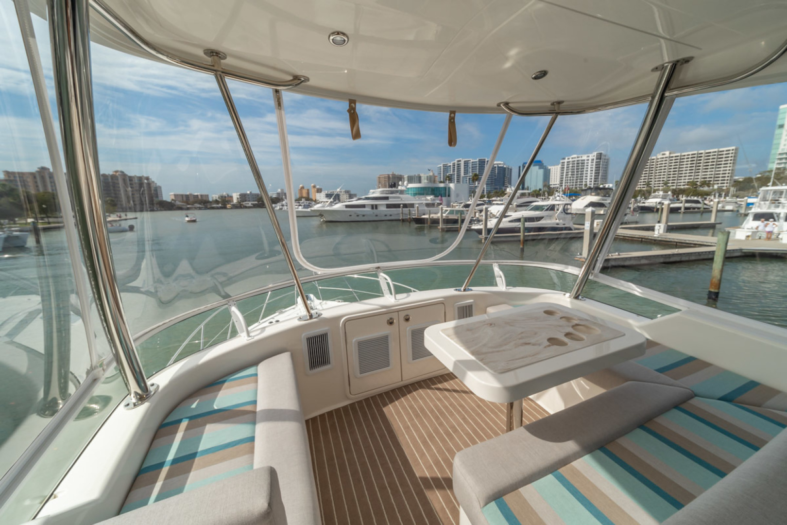 Riviera-Open Flybridge 2020-Our Trade Florida-United States-1623659 | Thumbnail