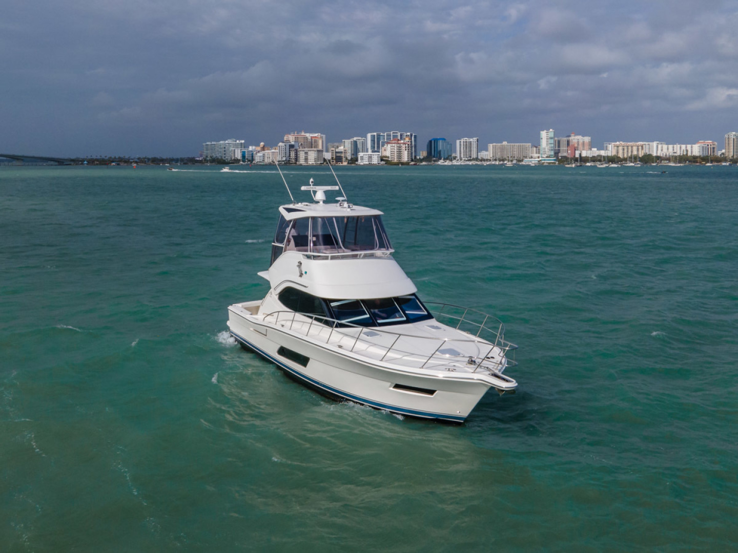 Riviera-Open Flybridge 2020-Our Trade Florida-United States-1623649 | Thumbnail