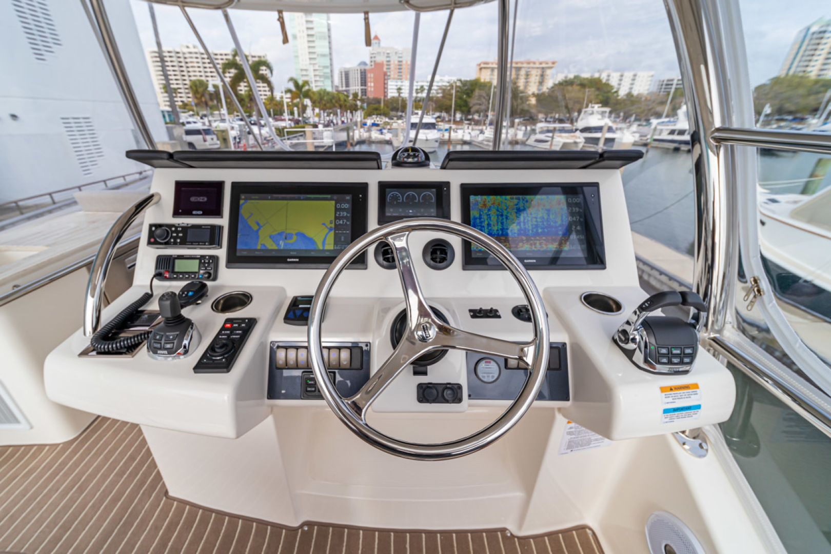 Riviera-Open Flybridge 2020-Our Trade Florida-United States-1623663 | Thumbnail