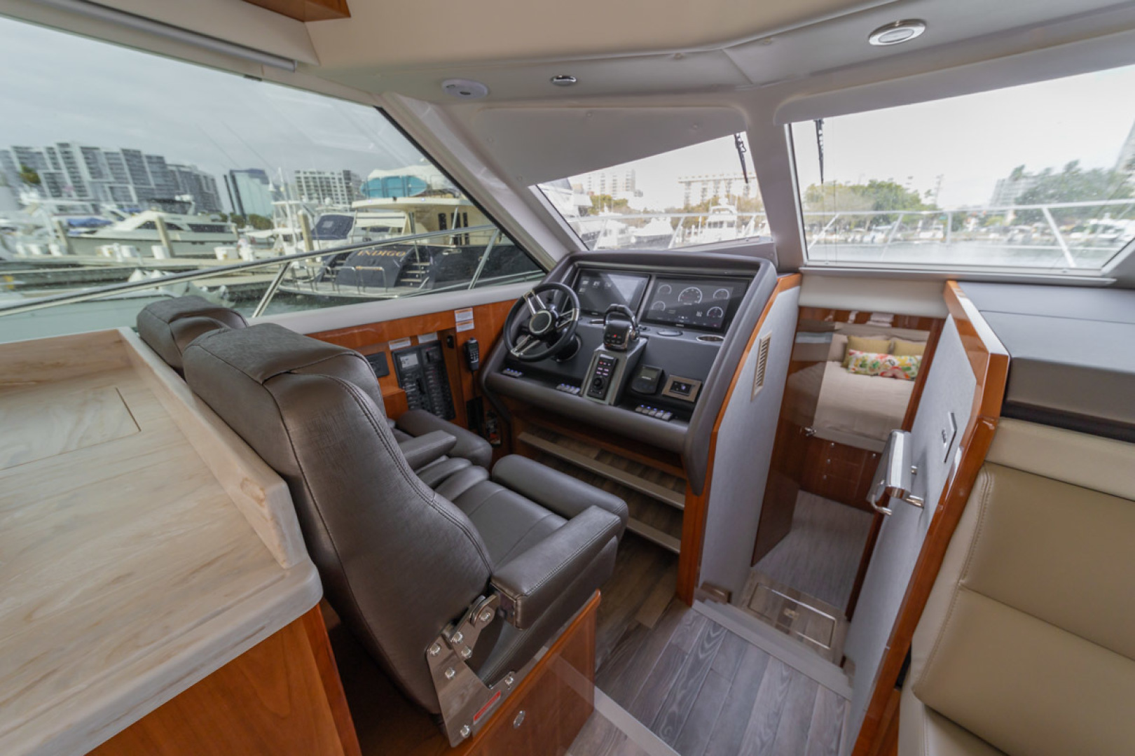 Riviera-Open Flybridge 2020-Our Trade Florida-United States-1623677 | Thumbnail