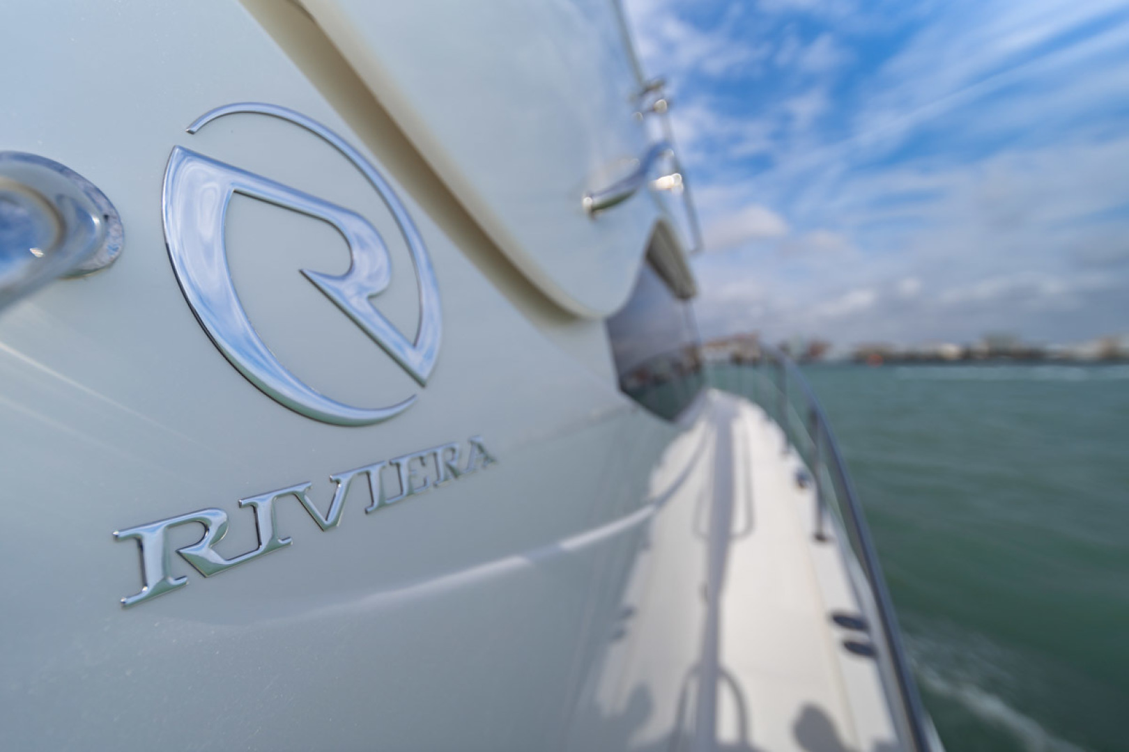 Riviera-Open Flybridge 2020-Our Trade Florida-United States-1623670 | Thumbnail