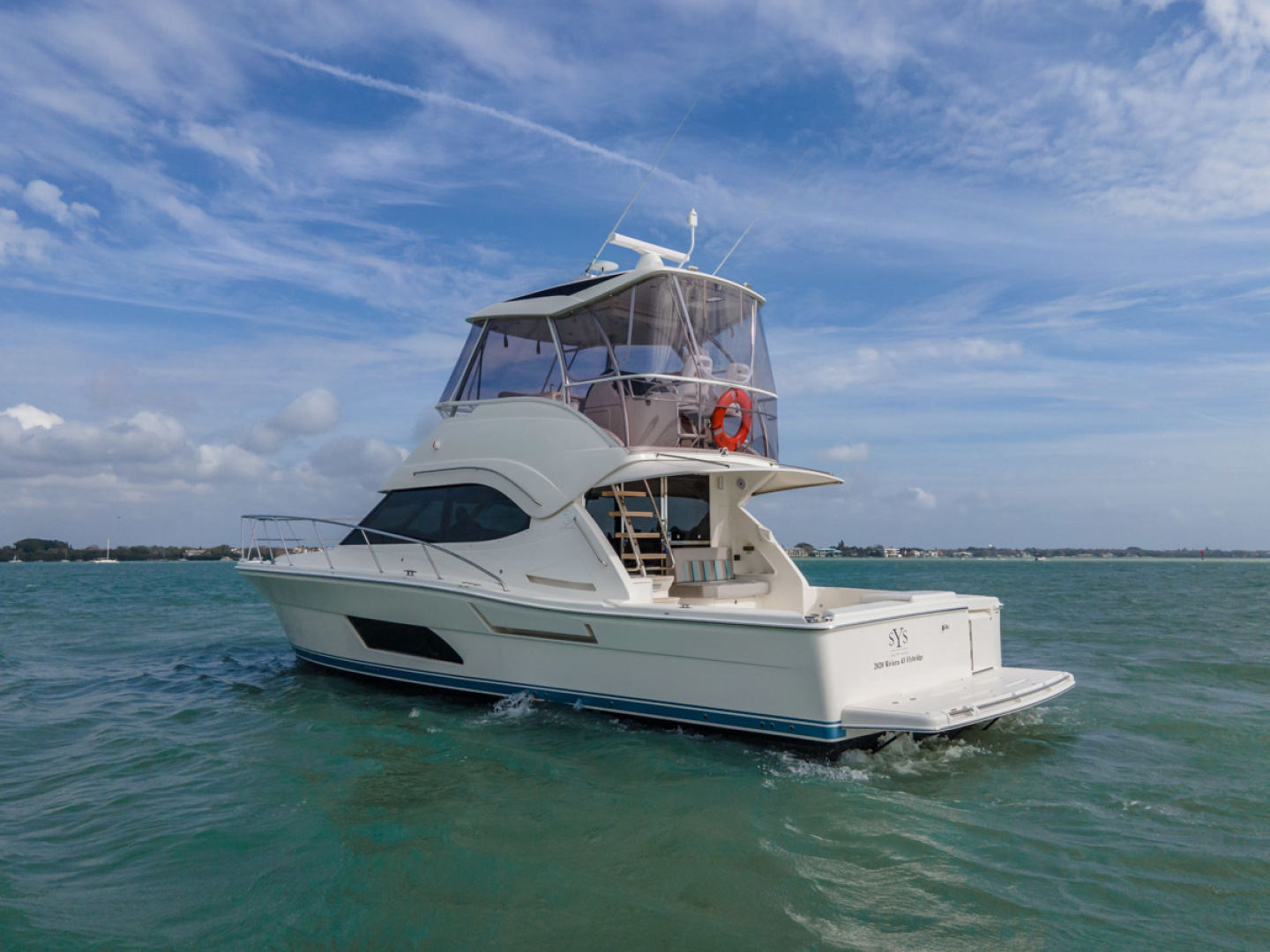 Riviera-Open Flybridge 2020-Our Trade Florida-United States-1623648 | Thumbnail