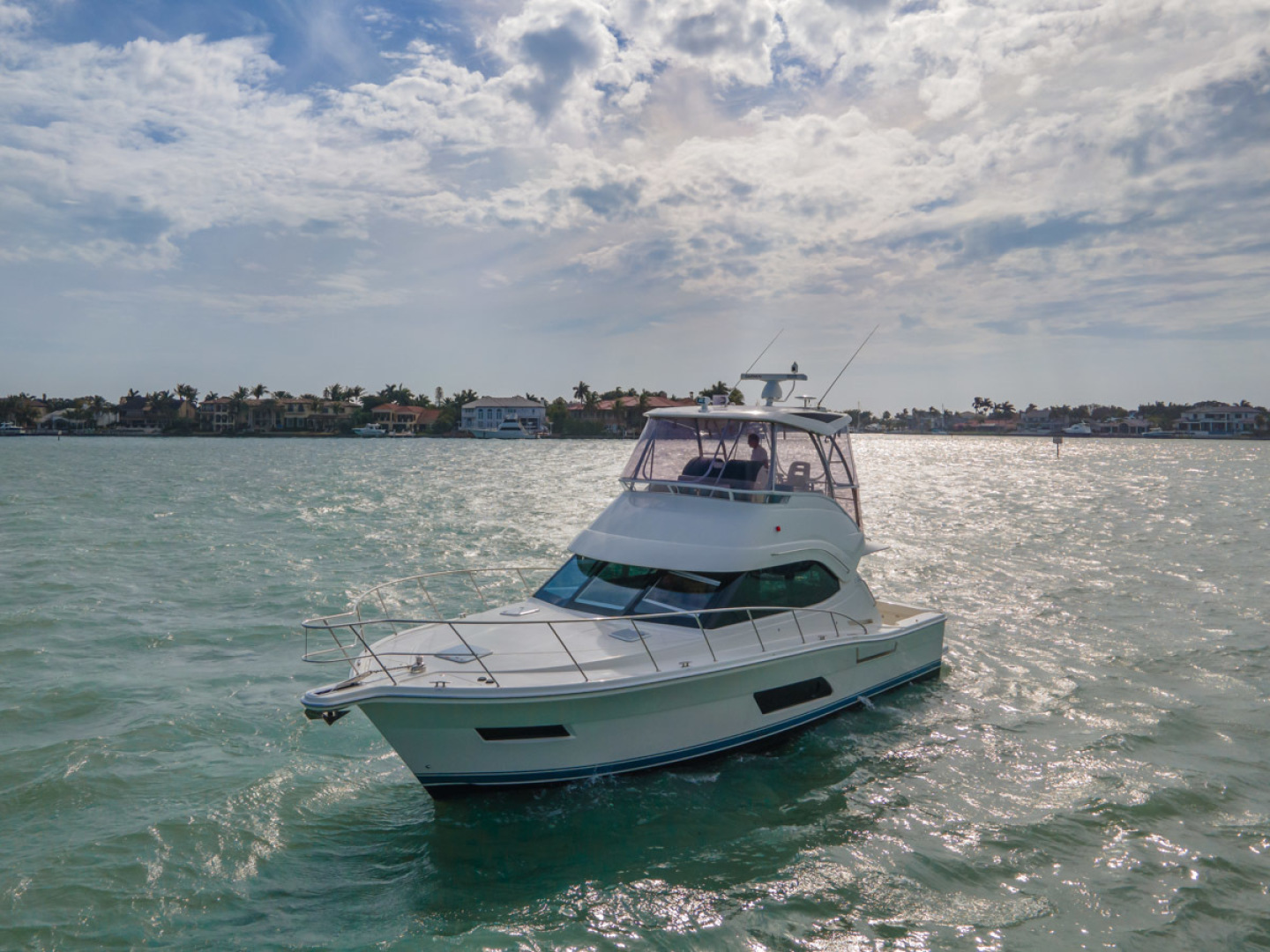 Riviera-Open Flybridge 2020-Our Trade Florida-United States-1623650 | Thumbnail