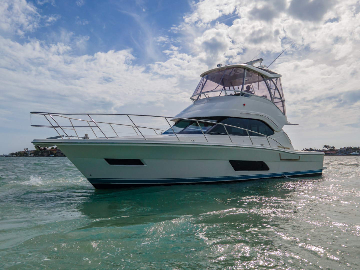 Riviera-Open Flybridge 2020-Our Trade Florida-United States-1623644 | Thumbnail