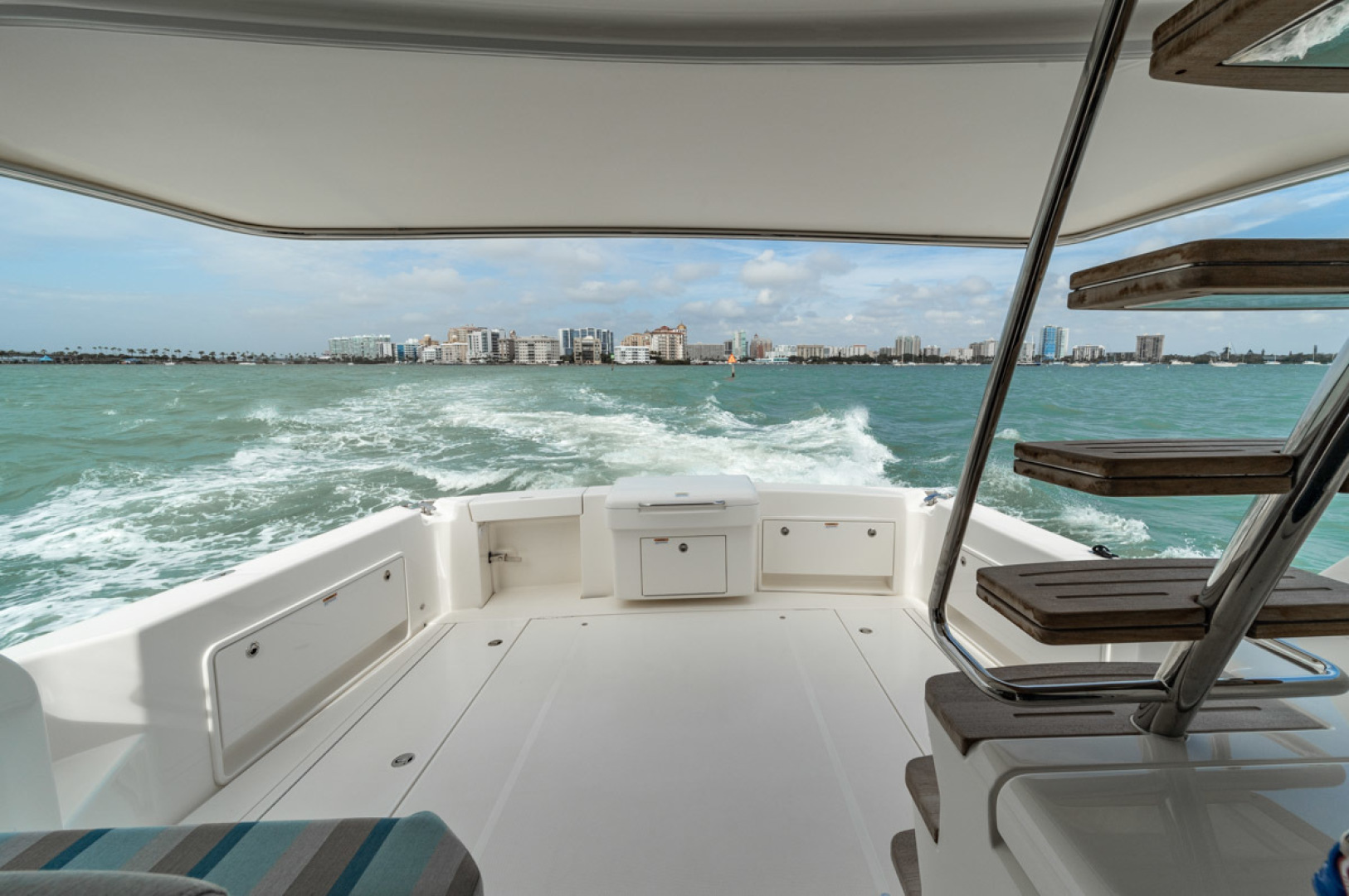 Riviera-Open Flybridge 2020-Our Trade Florida-United States-1623667 | Thumbnail