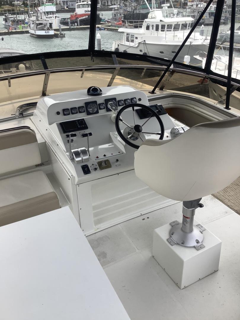 Navigator-5800 1999-New Path Anacortes-Washington-United States-Flybridge-1623796   Thumbnail