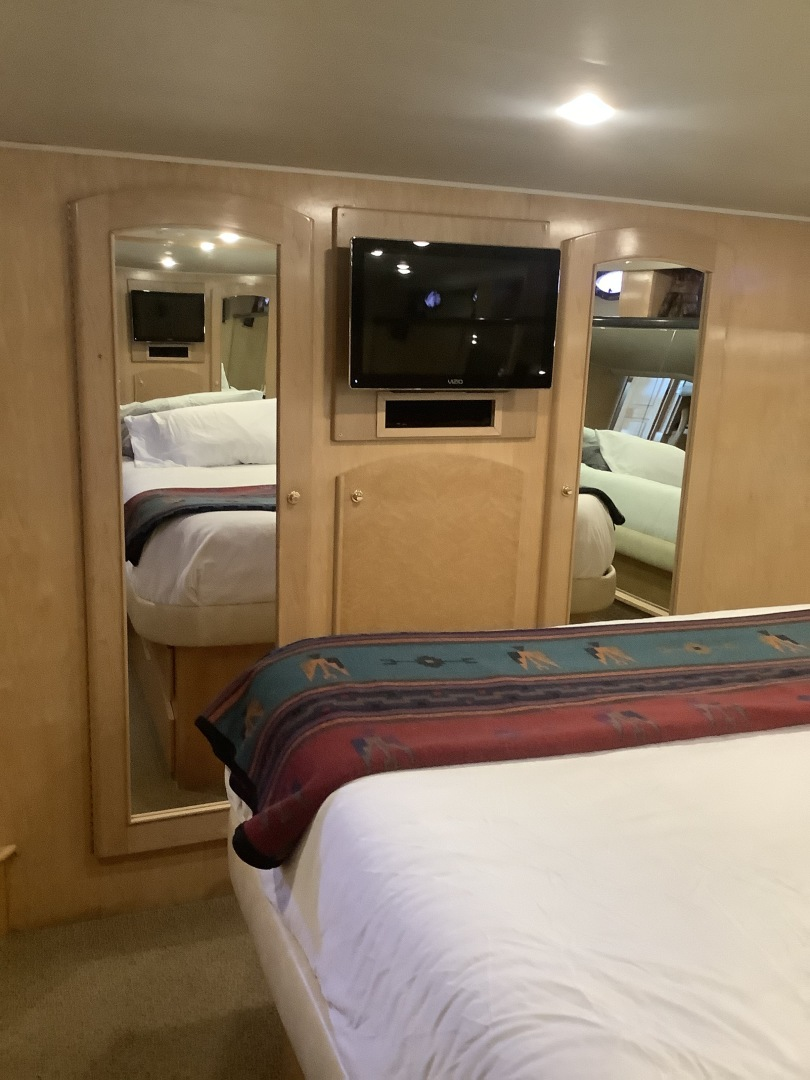 Navigator-5800 1999-New Path Anacortes-Washington-United States-Master Cabin-1623801   Thumbnail