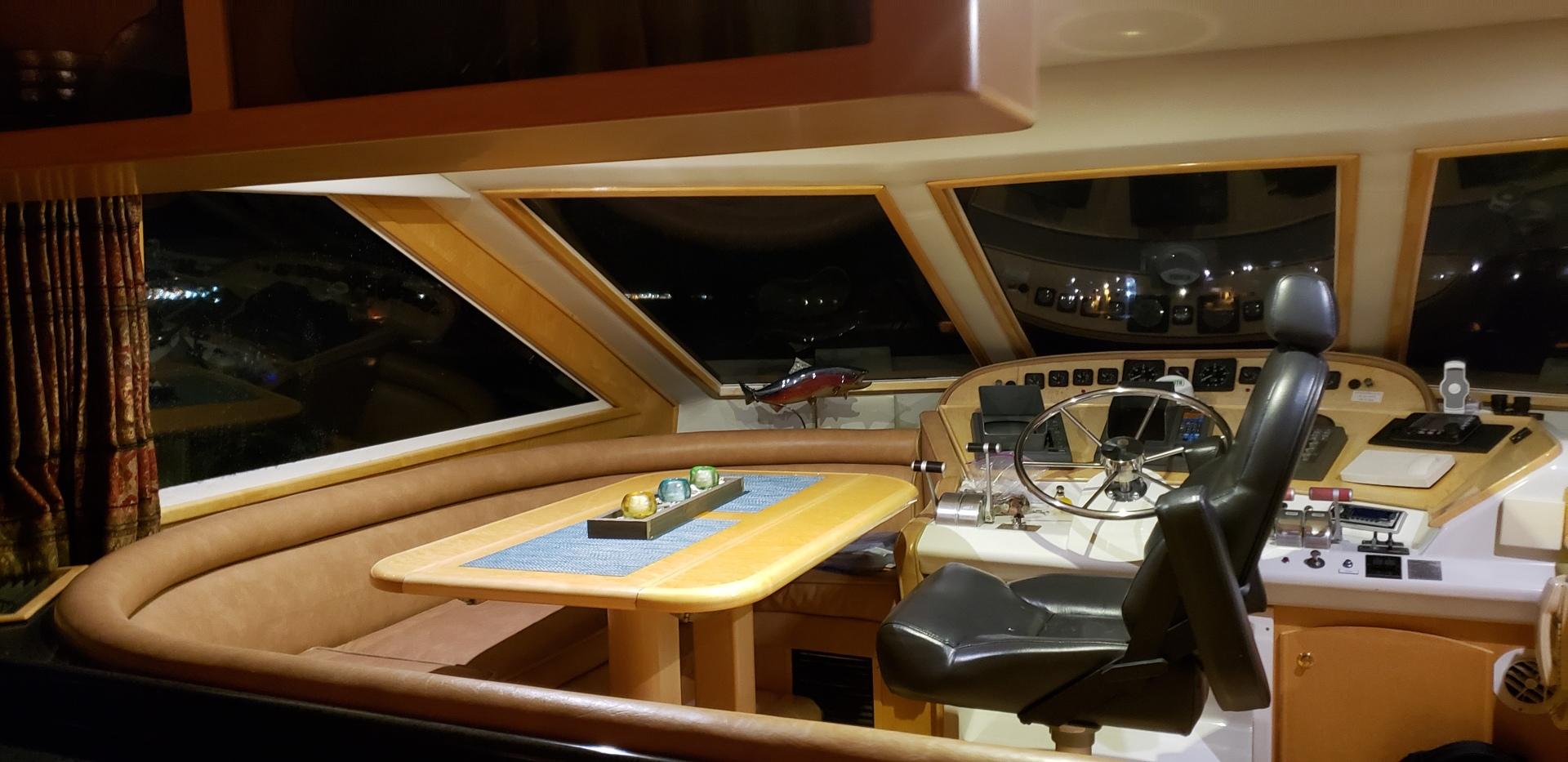 Navigator-5800 1999-New Path Anacortes-Washington-United States-Evening Pilothouse-1623736   Thumbnail