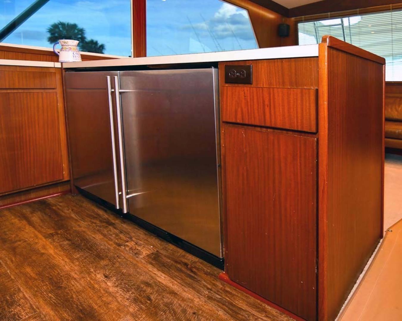 Hatteras-Convertible Sportfish 1985-ZARAY Fort Pierce-Florida-United States-Sub-Zero Refrigerators-1623843   Thumbnail