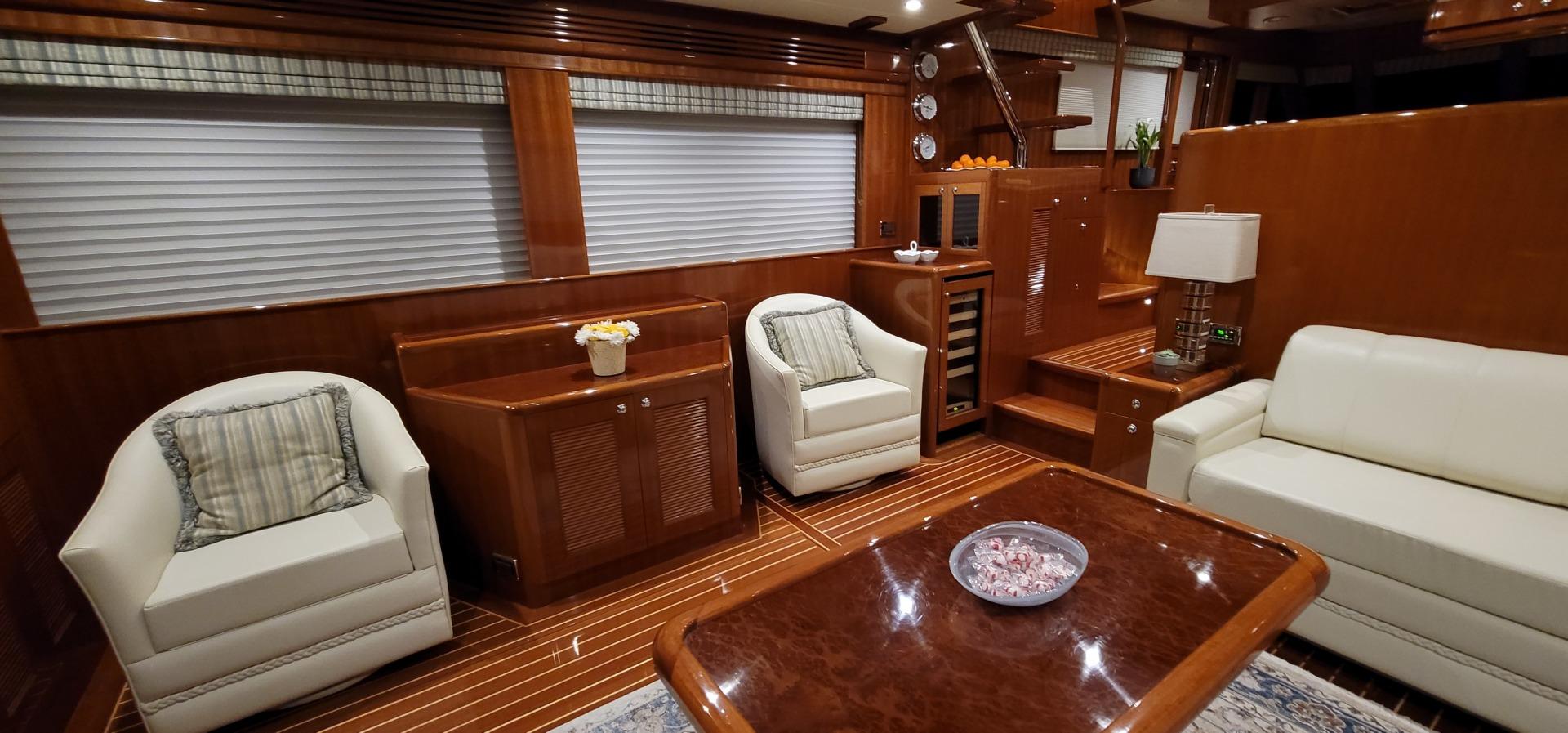 Hampton-640 Endurance 2014-Crystal Lady Saint Augustine-Florida-United States-1624628 | Thumbnail