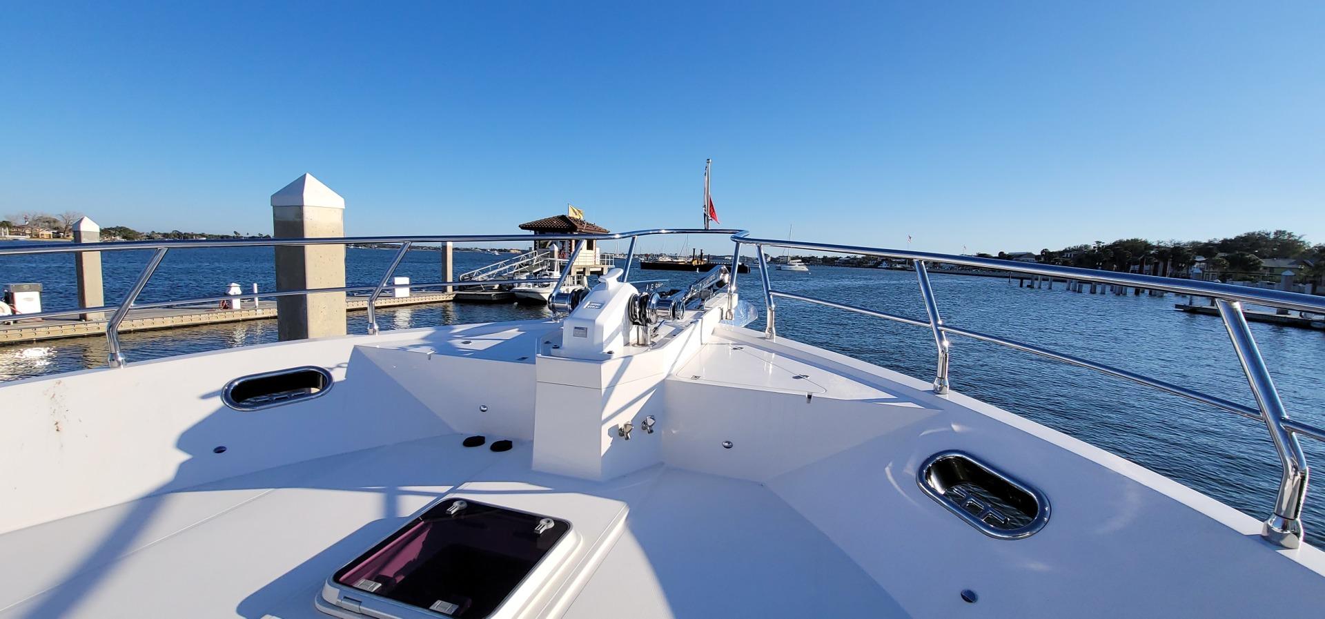 Hampton-640 Endurance 2014-Crystal Lady Saint Augustine-Florida-United States-1624616 | Thumbnail