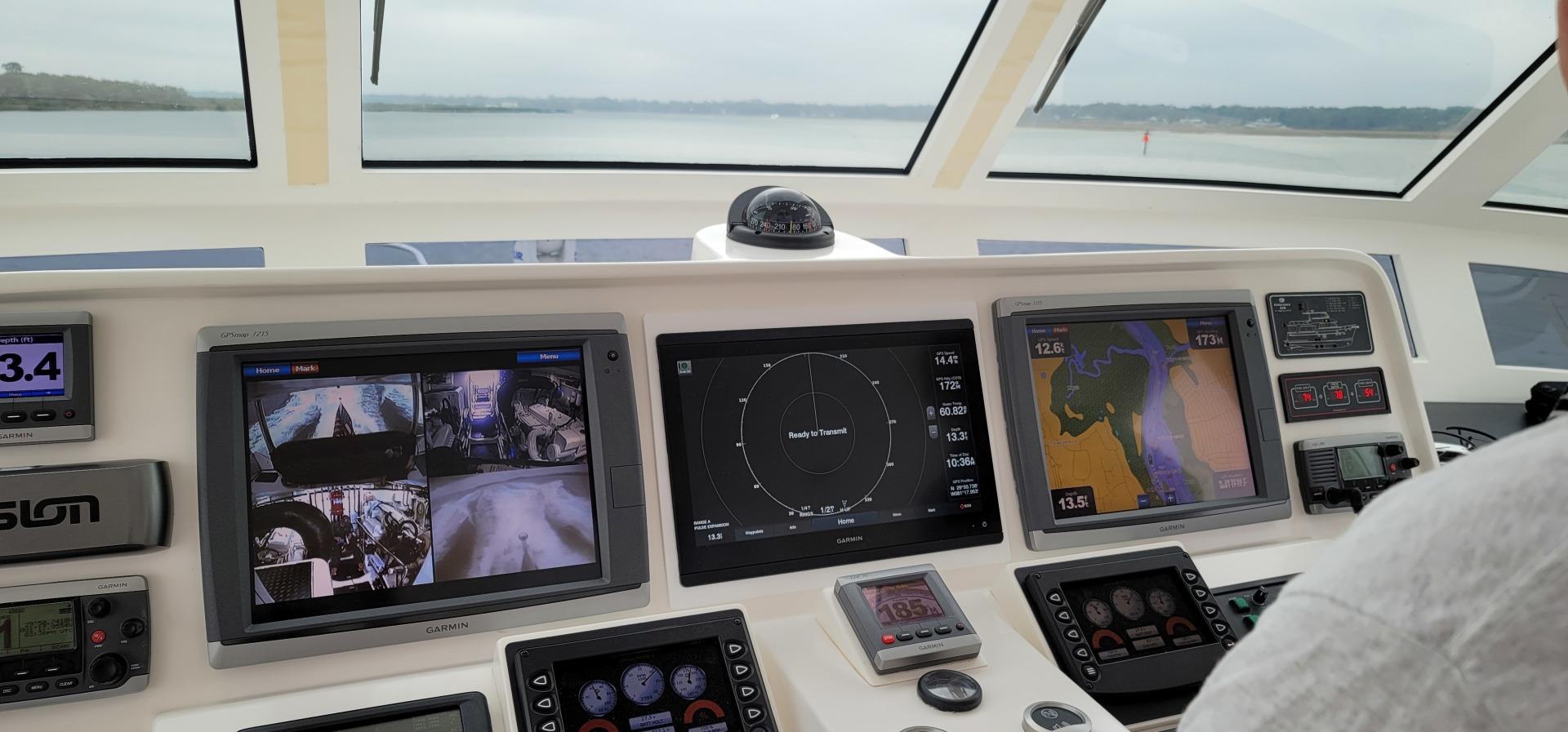 Hampton-640 Endurance 2014-Crystal Lady Saint Augustine-Florida-United States-1624621 | Thumbnail