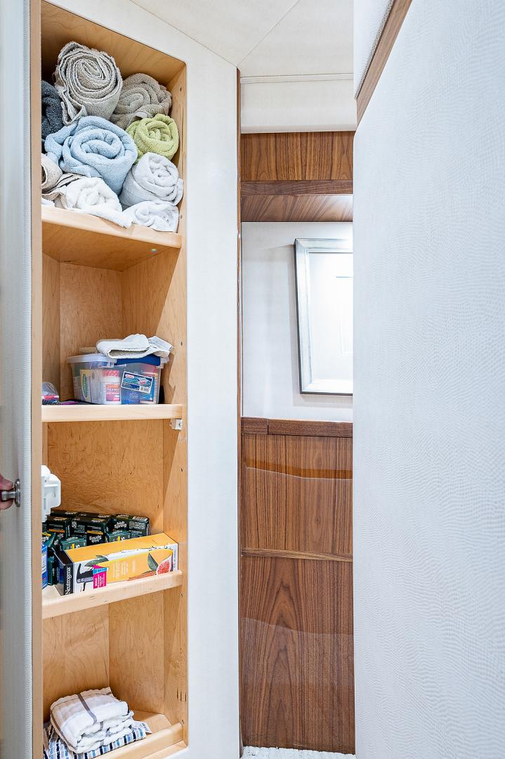 Viking 72 - Three's Enough - Linen Closet
