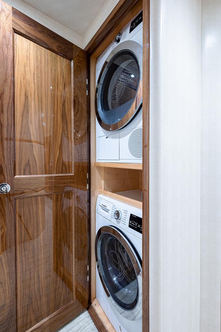 Viking 72 - Three's Enough - Laundry