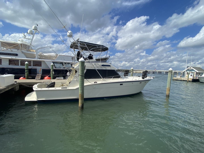 Hatteras-Sport Fish Convertible 1986 -Stuart-Florida-United States-1626049   Thumbnail