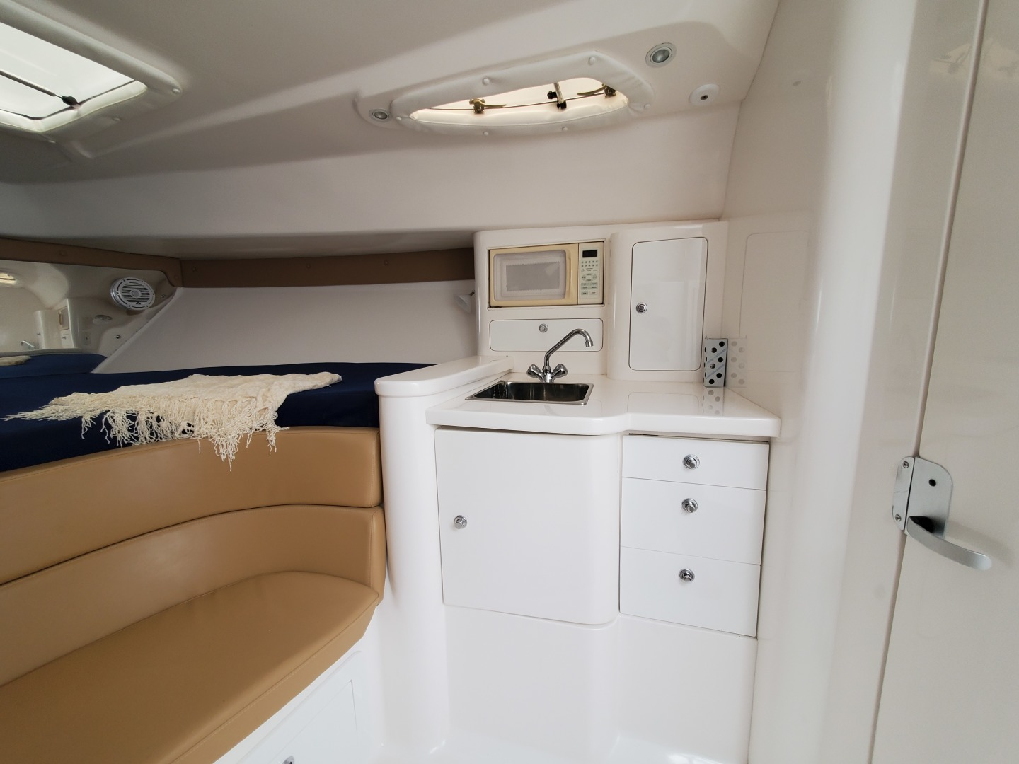 Cabin Entry