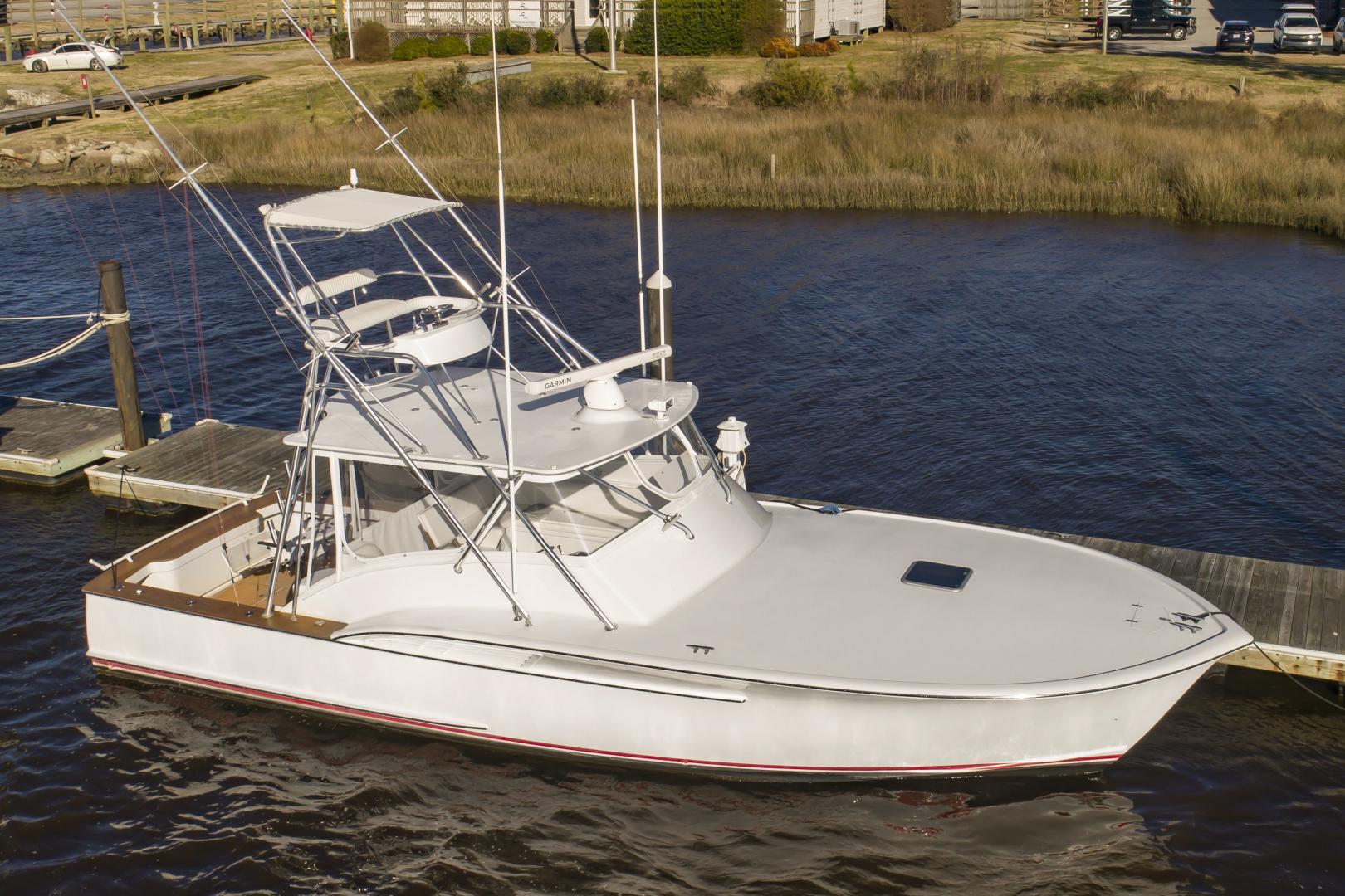 Jarrett Bay-38 Express 2001-Full Choke Beaufort-North Carolina-United States-1626952 | Thumbnail