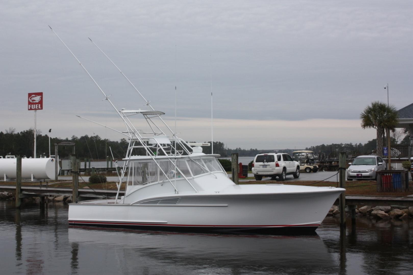 Jarrett Bay-38 Express 2001-Full Choke Beaufort-North Carolina-United States-1626978 | Thumbnail