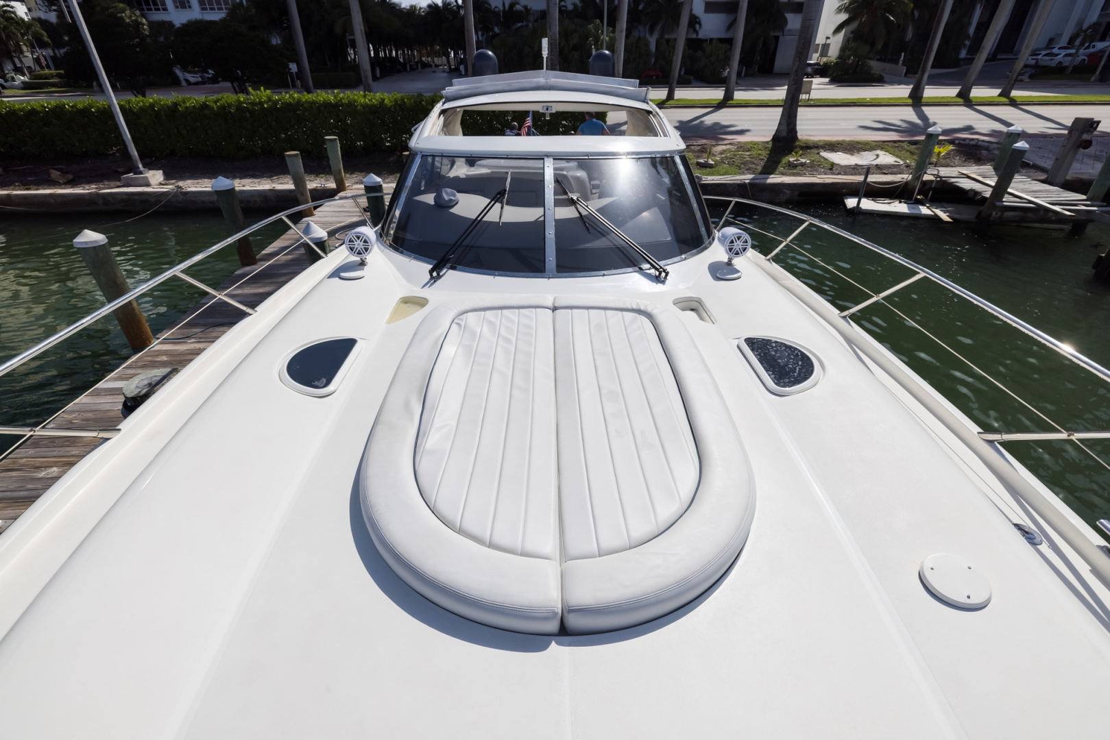 Sunseeker-58 Predator 1999 -Dania Beach-Florida-United States-1627020 | Thumbnail
