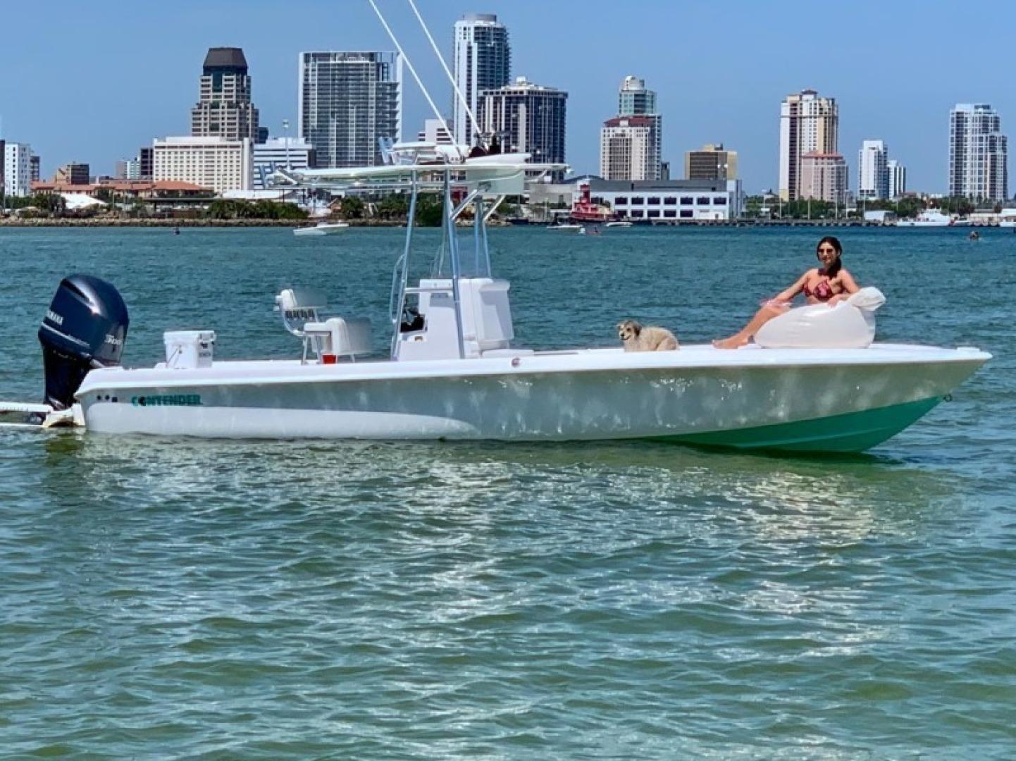 Contender-25 Bay 2015 -St Petersburg-Florida-United States-1627428   Thumbnail