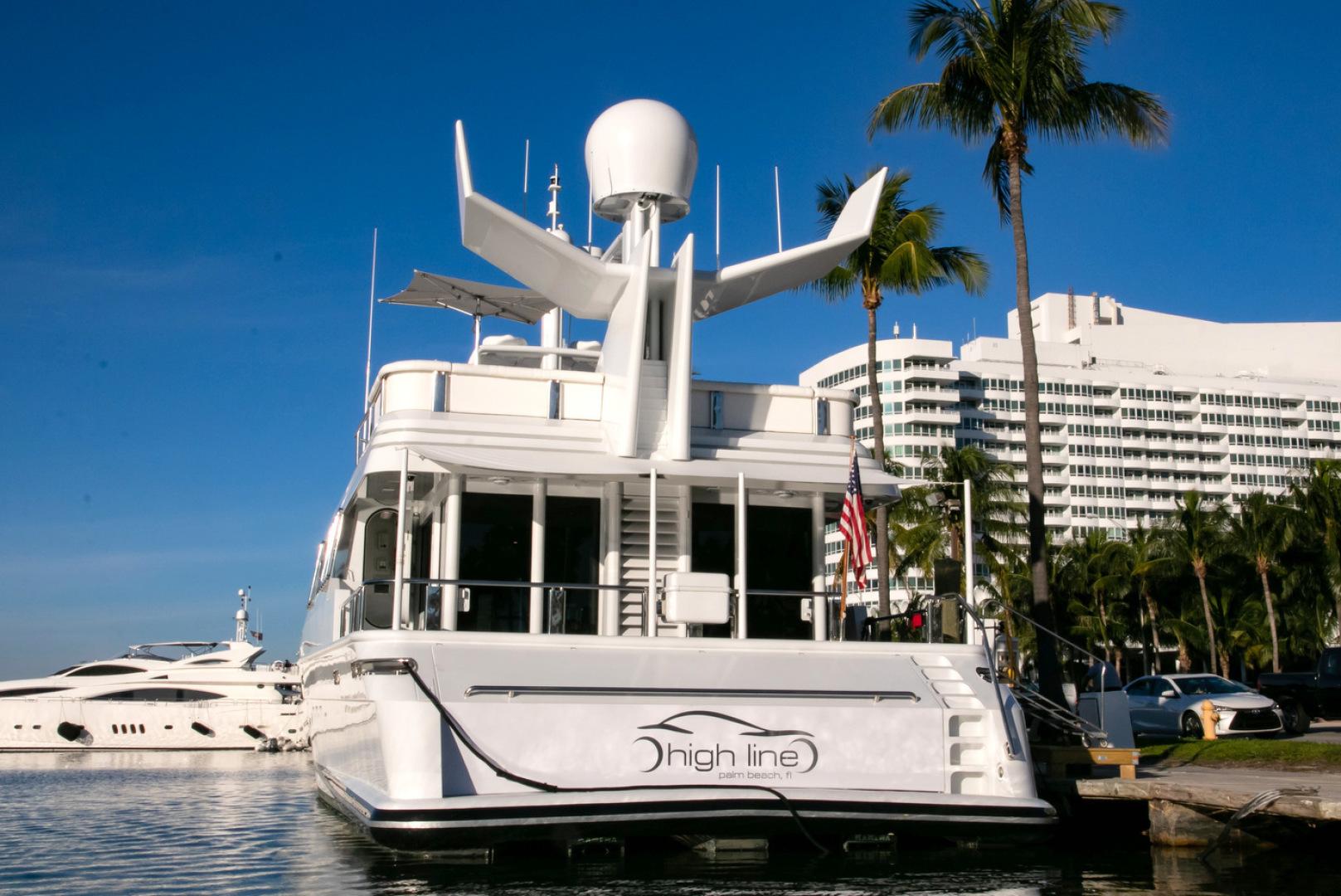 Oceanfast 1989-HIGHLINE Fort Lauderdale-Florida-United States-1628069 | Thumbnail