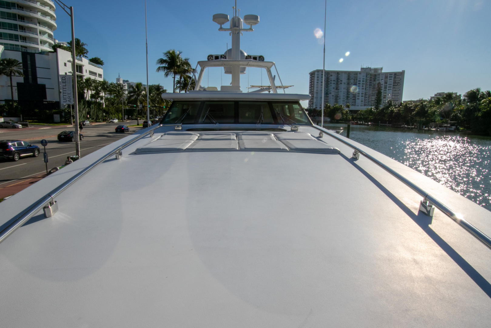 Oceanfast 1989-HIGHLINE Fort Lauderdale-Florida-United States-1628081 | Thumbnail