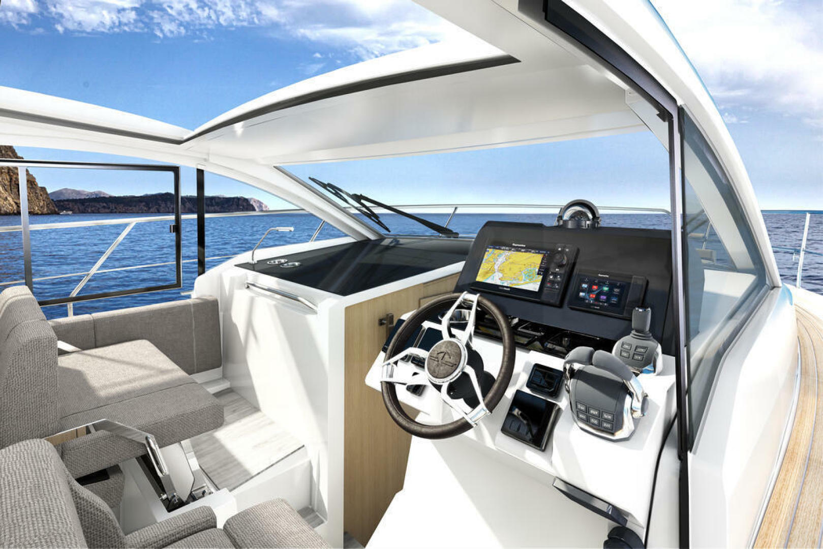 Picture Of a 2022 Sealine 33 C335 Motor Yachts   1628186