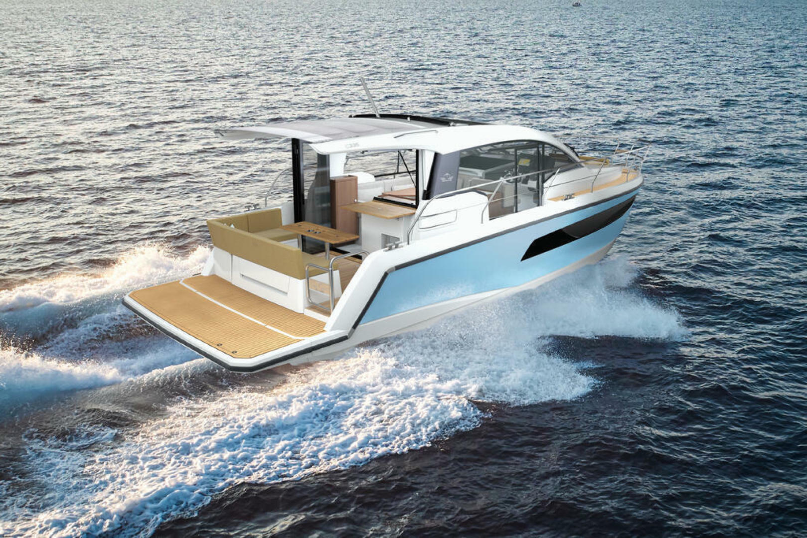 Picture Of a 2022 Sealine 33 C335 Motor Yachts   1628176