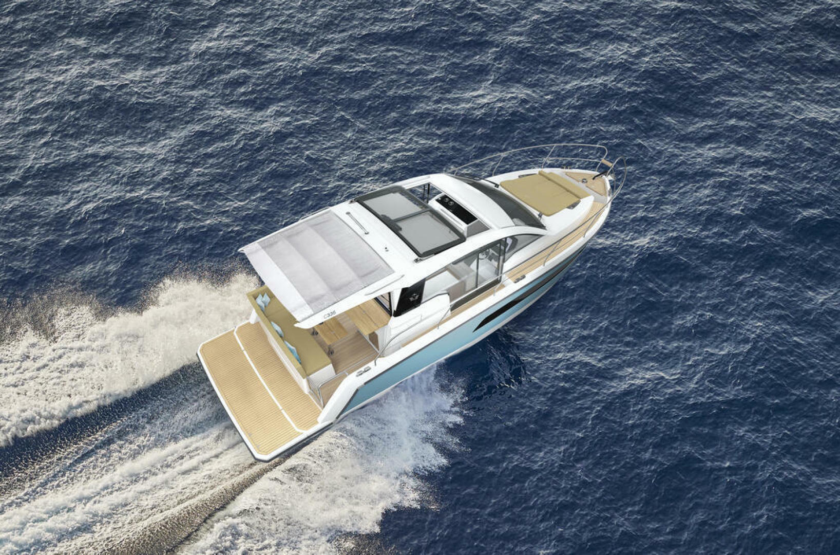 Picture Of a 2022 Sealine 33 C335 Motor Yachts   1628177