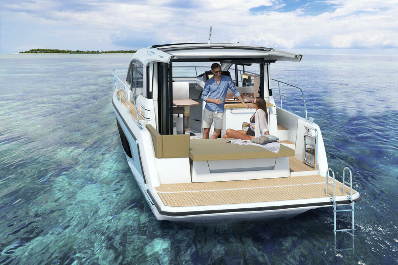 Picture Of a 2022 Sealine 33 C335 Motor Yachts   1628170