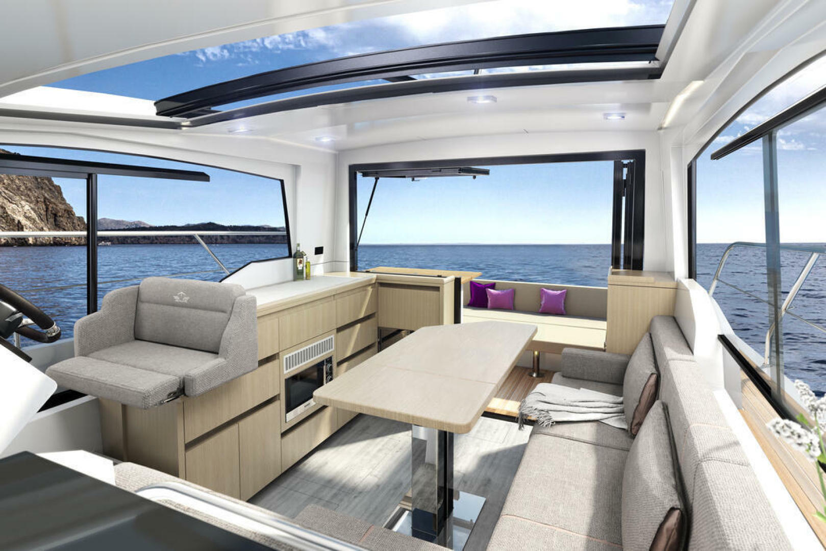 Picture Of a 2022 Sealine 33 C335 Motor Yachts   1628185