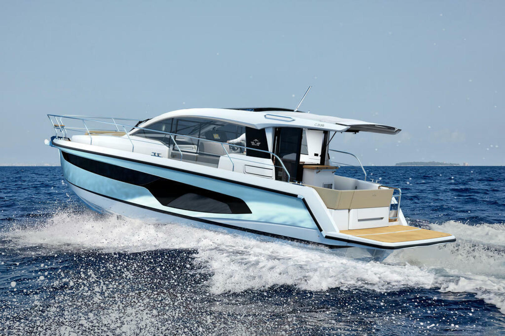 Picture Of a 2022 Sealine 33 C335 Motor Yachts   1628168