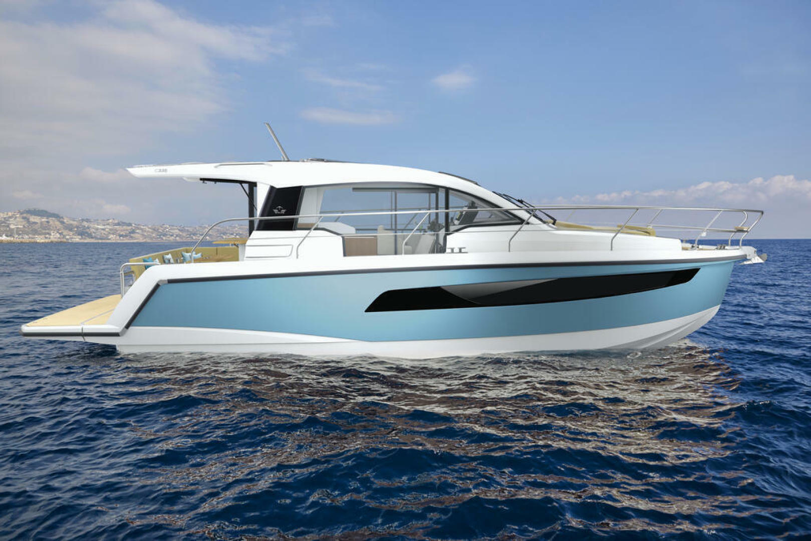 Picture Of a 2022 Sealine 33 C335 Motor Yachts   1628175