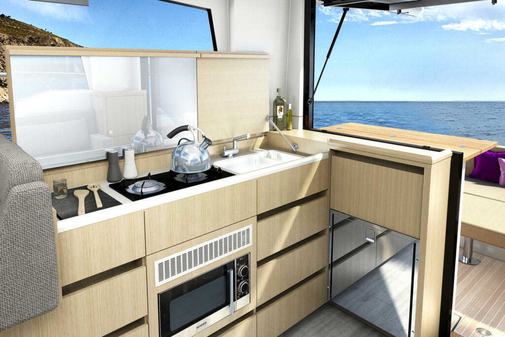 Picture Of a 2022 Sealine 33 C335 Motor Yachts   1628184