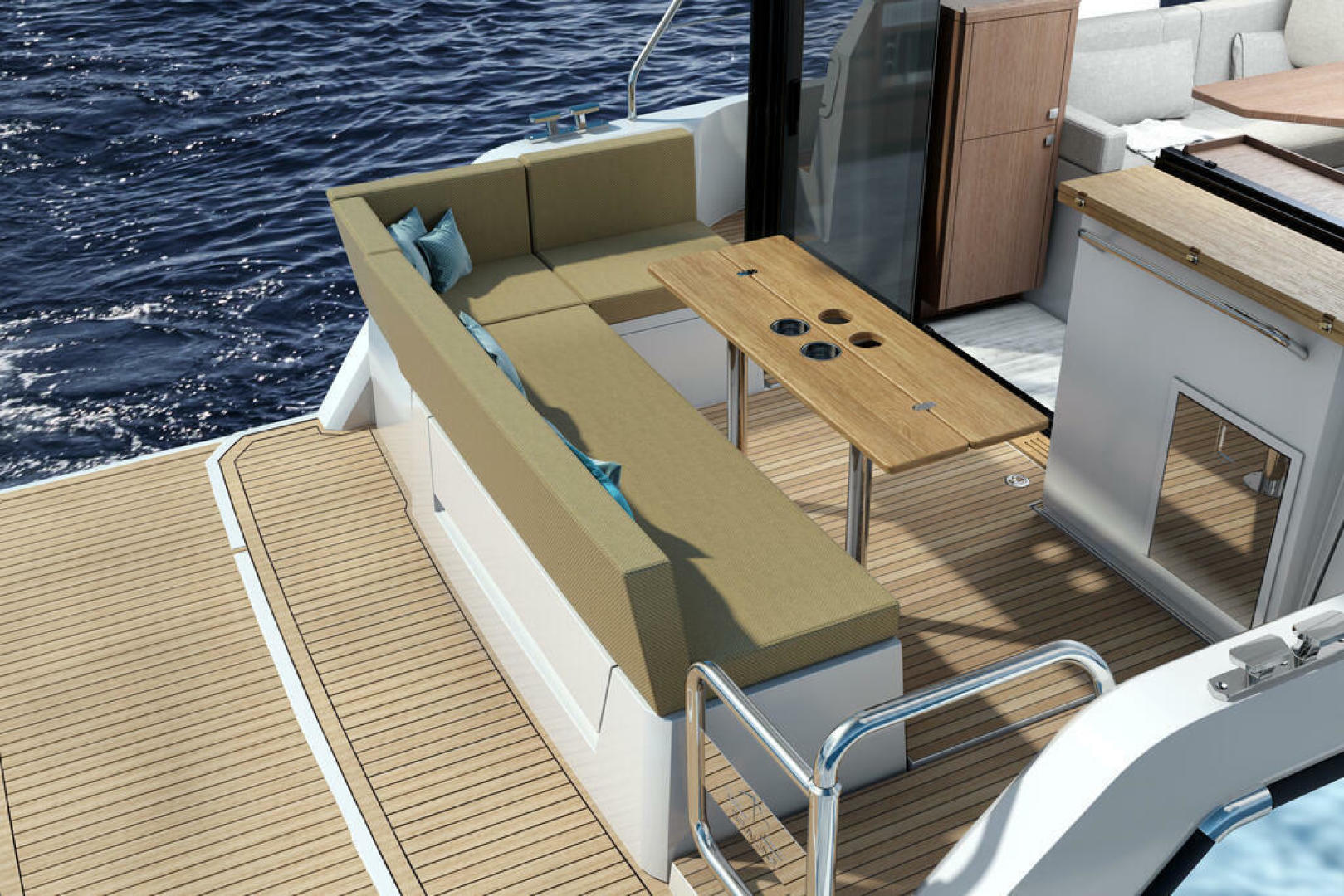Picture Of a 2022 Sealine 33 C335 Motor Yachts   1628172