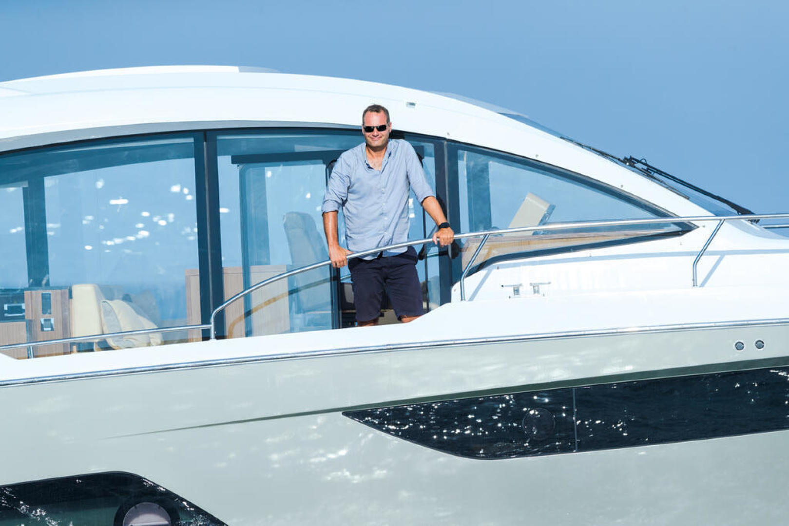 Picture Of a 2022 Sealine 52 C530 Motor Yachts   1628280