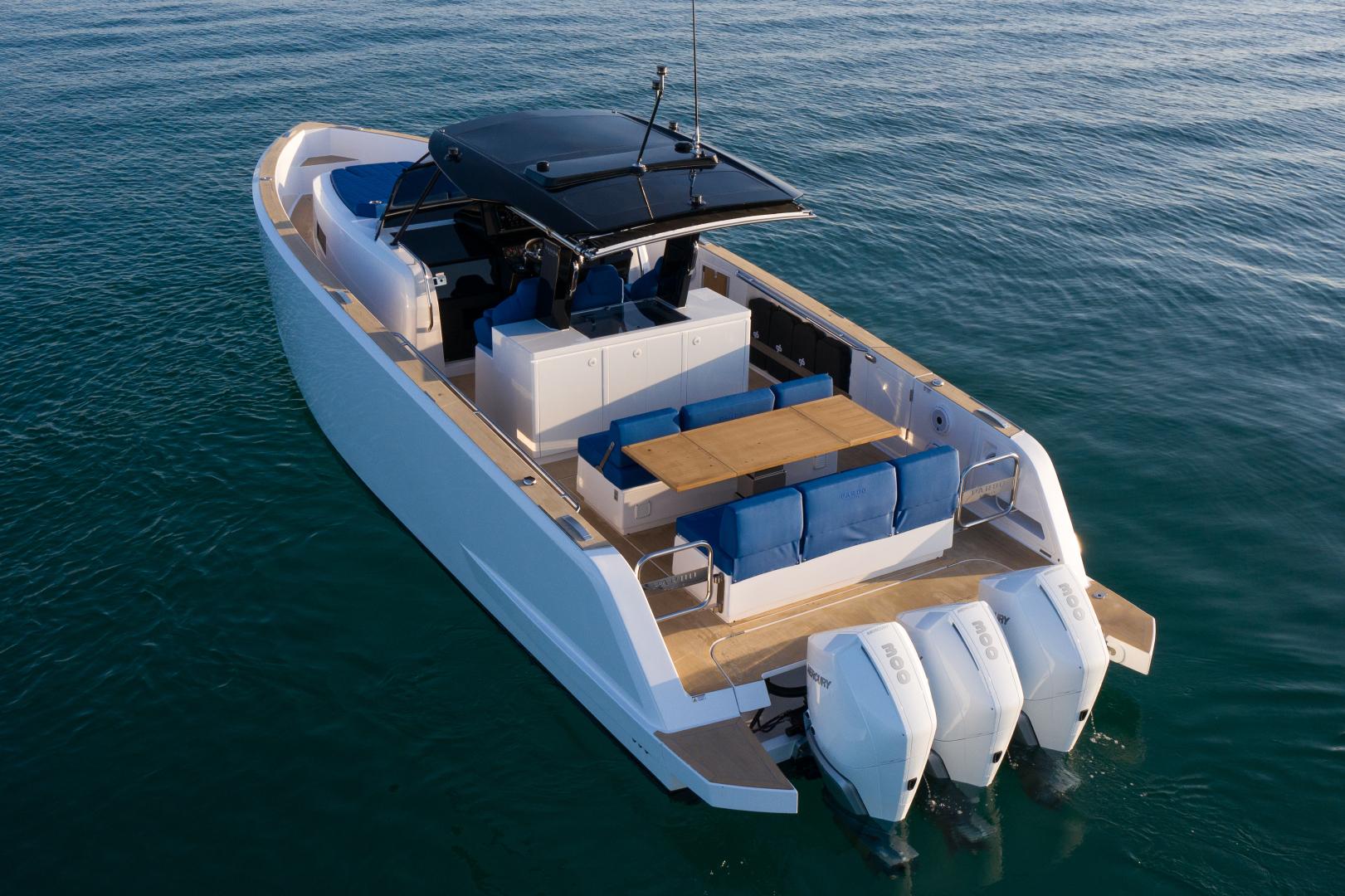 Picture Of a 2022 Pardo 38 Pardo 38 Motor Yachts | 1628396
