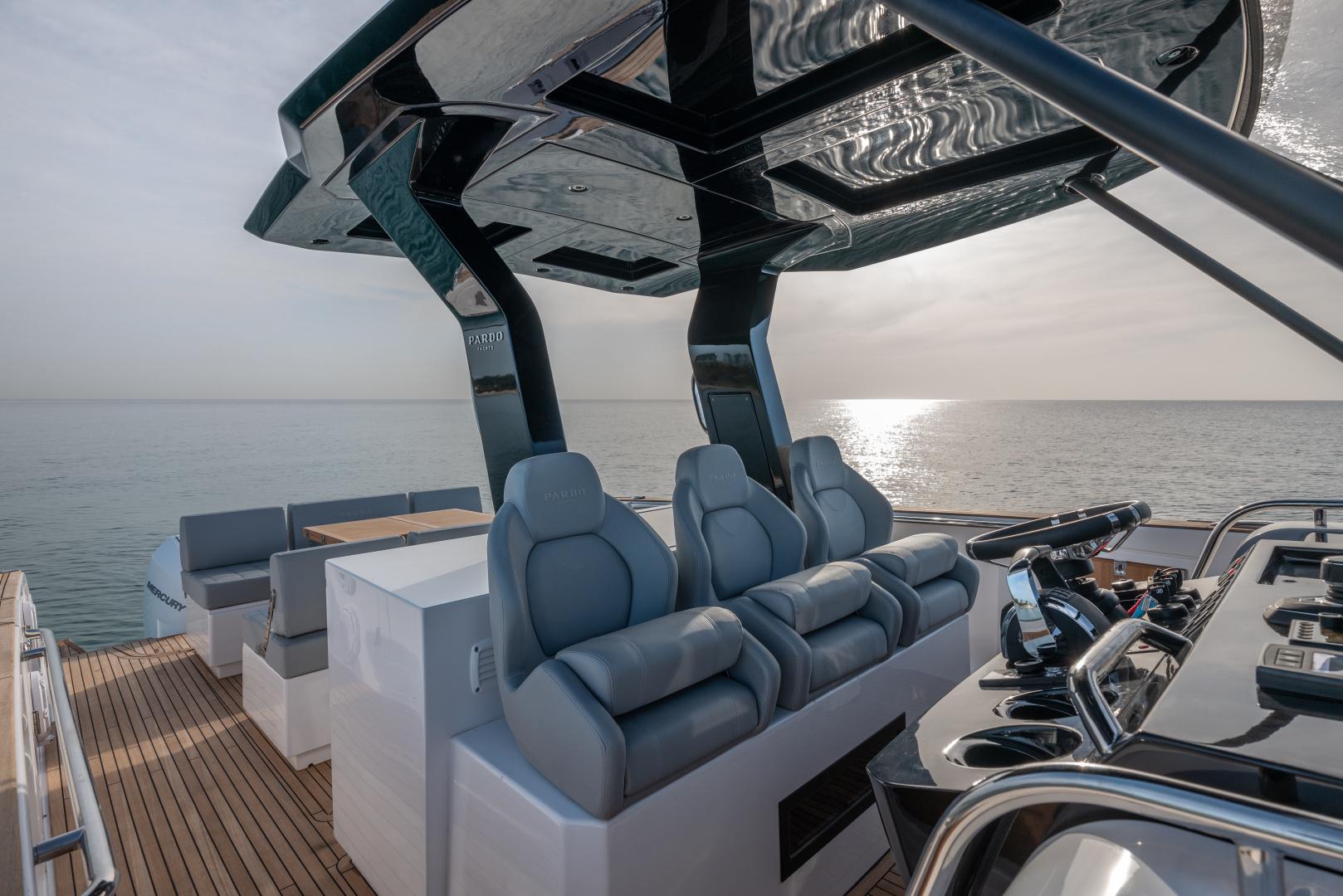 Picture Of a 2022 Pardo 38 Pardo 38 Motor Yachts | 1628408