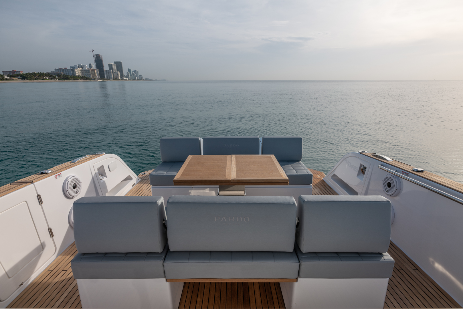 Picture Of a 2022 Pardo 38 Pardo 38 Motor Yachts | 1628407